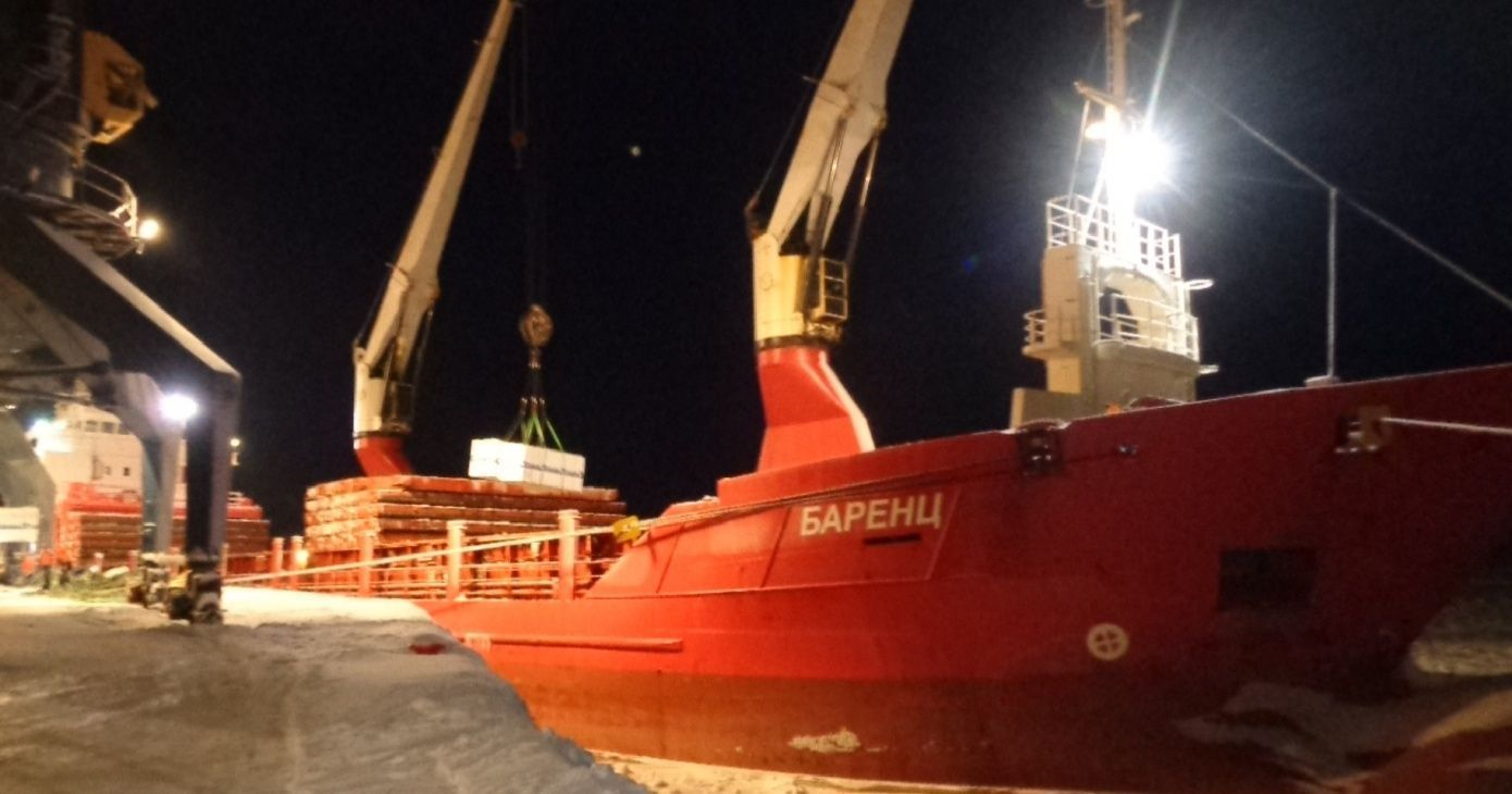 Arkhangelsk - Europe: Pioneer and Barents' voyages
