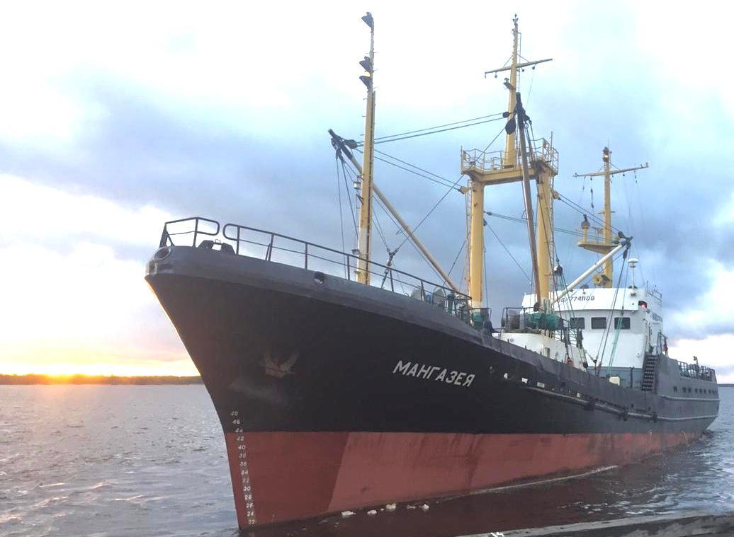 Mangazeya has set off for Kara sea